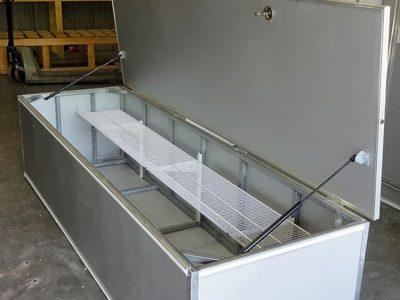 Horizontal Locker Shelves