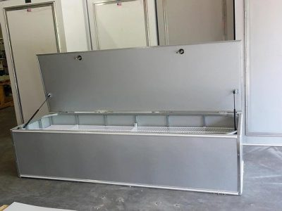 Large Horizontal Dock Locker