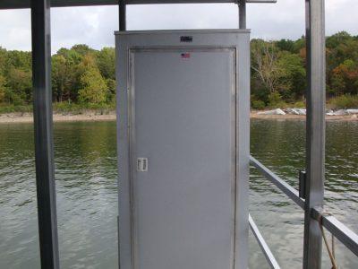 Locker Vert Conc Deck