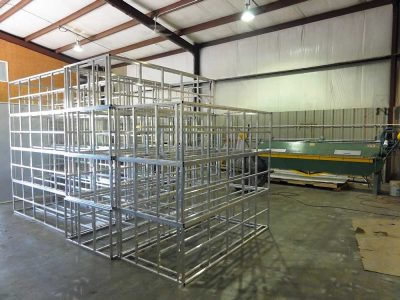 Storage Locker Frames 2
